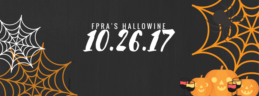 FPRA's Hallowine