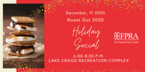 Holiday social event image