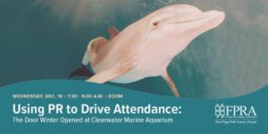 December event banner image