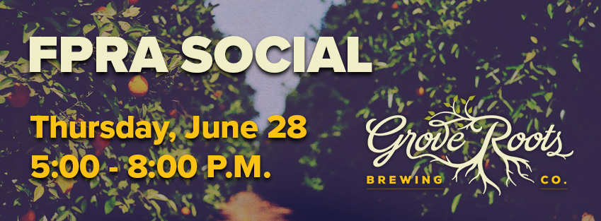 FPRA Social at Grove Roots Brewing Co.