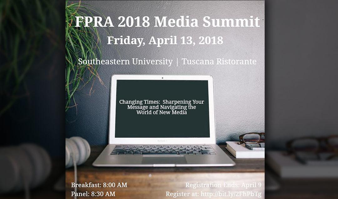 2018 Media Summit